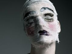 Distressed doll