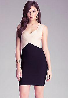 Ally+Colorblock+Dress