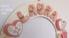 Ateliê do Bebê MG: Guirlanda Camponesa ( Laura )