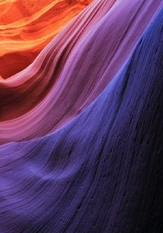 Sandstone Symphony Antelope Canyon Arizona
