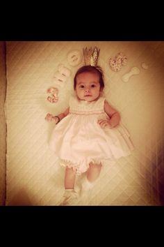 La regina dei tre mesi!!! @malviclothing