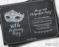5 x 7 inch INSTANT DOWNLOAD customizable Birthday PDF invite. > Edit the text…