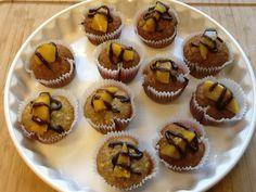 Muffins de melocoton
