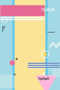 Memphis design fashion material geometric poster geometric background More than 3 million PNG and graphics resource at Pngtree. Find the best inspiration you need for your project. Powerpoint Background Design, Poster Background Design, Creative Background, Geometric Background, Background Templates, Background Images, Design Set, Id Card Design, Banner Design