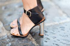 CELINE : heels.