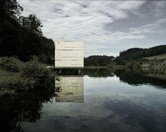 lake. rotsee. refuge. // andreas. fuhrimann. gabrielle. hächler. architekten.