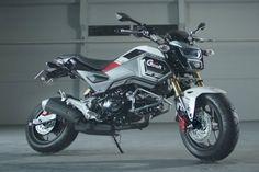 """""""4 แนวการตกแต่งของ All new Honda MSX125SF หล่อทุกคันจริงๆ"""" from """"Mocyc"""" home > http://www.mocyc.com/"""