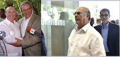 Hipólito Mejía destaca cualidades políticas y personales de Hatuey De Camps