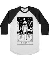 Amazon.com: HUMAN The Chariot Space Rocket Tarot Athletic Black T-Shirt: Clothing
