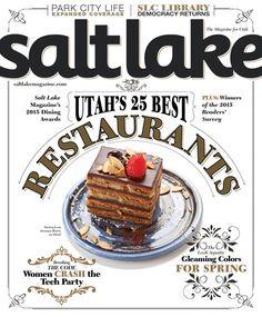 2015 Dining Awards Reader's Choice   Salt Lake Magazine