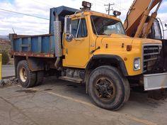 1984 International S1900 Dump Truck LISTING # 15502 Ends: 5/7/2013 12:00:00 PM Eastern