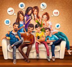 Pero... Como saber?  Social Networks? Cual elegirias si necesitas crear publicidad? Cual si quieres la ultima novedad?  Cual es mejor  para tu negocio? Cual segun tus necesidades o el tipo de publicaciones que hagas?