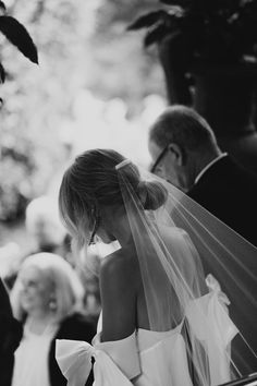 For Chanelle and David, the highlight of their wedding was something unexpected. Not first looks or stolen moments but a syntactic stumble. Wedding Mood Board, Wedding Pics, Wedding Bride, Wedding Styles, Wedding Day, Hair Wedding, Wedding Season, Wedding Dresses, Here Comes The Bride