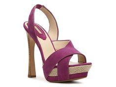 Max Studio Raquel Suede Sandal High Heel Sandal Shop Women's Shoes - DSW