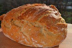 Ismeritek a lusta asszony kenyerét? Amennyire könnyű elkészíteni,épp annyira finom:-) Íme a recept avagy hogyan készítsünk dagasztás nélküli kenyeret: