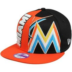 New Era Miami Marlins Youth 9FIFTY Nice Cap Snapback Adjustable Hat - Black/Orange by New Era. $23.95. Structured fit. Quality embroidery. Adjustable plastic snap strap. Imported. Flat bill. New Era Miami Marlins Youth 9FIFTY Nice Cap Snapback Adjustable Hat - Black/OrangeQuality embroidery100% CottonOfficially licensed MLB productAdjustable plastic snap strapImportedStructured fitFlat bill100% CottonAdjustable plastic snap strapStructured fitQuality embroideryFlat bi...
