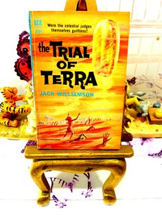 The Trial of Terra Jack Williamson Sci Fi Paperback by KittysTales