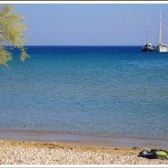 The best beach ever - Paros    #Travel #DanCamacho