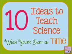 The Science Penguin: Science Solutions (Not Enough Time) Science Weekly Literacy center, etc. Science Activities For Kids, Science Resources, Science Lessons, Teaching Science, Science Education, Science Experiments, Science Ideas, Science Fun, Weird Science