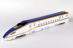 Papercraft train / 新幹線:JR西日本