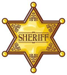 Vector insignia de sheriff s estrella del sheriff sheriff escudo Foto de  archivo Decoración Vaquera d13f7e7b80d