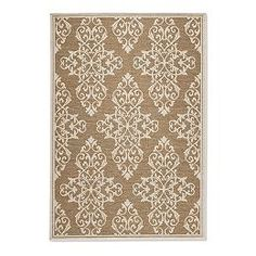 Medallion Outdoor Rug - Frontgate