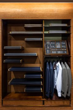 Ermenegildo Zegna flagship store in Barcelona at Suits & Shirts