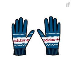 Adidas Norwegian Gloves - http://www.overkillshop.com/de/product_info/info/9607/
