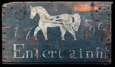 Nice primitive sign