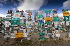 Alcan Highway (Canada & Alaska)