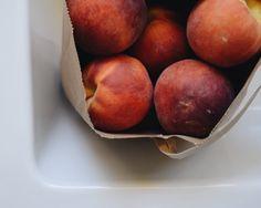 freshly picked fruit //