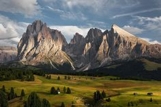 """The Coronation of the Alps - """"The Coronation of the Alps"""" - Dolomites  Not only Reinhold Messner has dubbed the Dolomites as the most beautiful mountains in the world. With its majestic aura they act like the teeth of the crown of the Alps.  Prints and licensing available - Check out my NEW Website:  <a href=""""http://www.stefan-hefele.de/en/news.html"""">www.stefan-hefele.de</a>  <a href=""""https://www.facebook.com/StefanHefelePhotography"""">Facebook Fan Site</a>"""