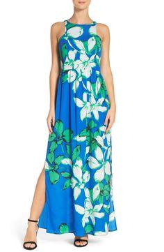 1967ea447b9 Best Cutaway Shoulder Maxi Dress