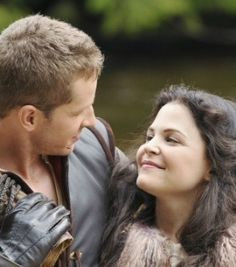 Once Upon a Time - Greatest Couple Ever <3 Would love to have a Charming someday :3