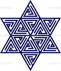 Metatrons cube - sacred geometry - flower of life Op Art, Geometric Designs, Geometric Shapes, Sacred Geometry Patterns, Triangle Art, Spirited Art, Sacred Art, Flower Of Life, Vinyl Decals