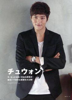 Joo Won --- Hot Chili Paper 75 Magazine Japan