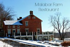 Looking for a special place to dine near Mansfield, Ohio? There's no need to look further than Malabar Farm Restaurant in Perrysville.
