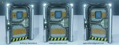 Image result for sci fi window