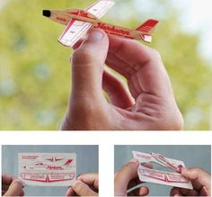 Model plane shop's business card - Want to have your own unique business card design? Go to http://styleresumes.com!