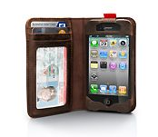 Book, Book for iPhone4, $59. I really wanted this ... until I realized it's major flaw ... CAMERA IS COVERED UP. *wahhhh*