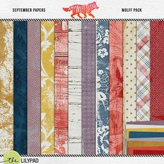 September Wolff Pack Papers