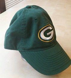 Green Bay Packers Miller Lite Ball Cap NFL Preowned 30abd73d95b4