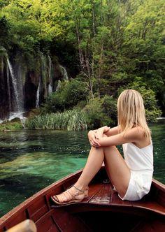 Have a greatweekend … x debra 1 lake viewsby elena morelli, 2 chermoula prawns | gourmet traveller, 3 canoeing | by chris ozer, 4white playsuit | tuula  follow on bloglovin'