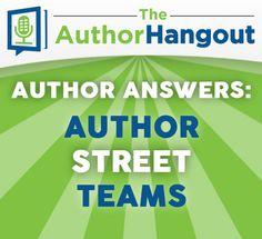 "Ep 130: ""Author Answers: Author Street Teams"""