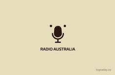 Radio Australia | Logo a Day
