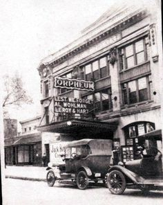 Rialto Theater, East Peoria, Peoria Illinois, Interesting History, Old Pictures, Past, Street View, Antique Photos, Past Tense