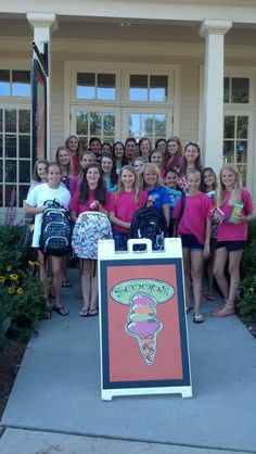 The Gardenia National Charity League Chapter and Karen, owner of Scoops in Alpharetta GA, hosted this wonderful backpack drive for our Georgia/Alabama Field Office Back to School Brigade. See how you can get involved in your community: http://www.operationhomefront.net/highlights.aspx?id=23804