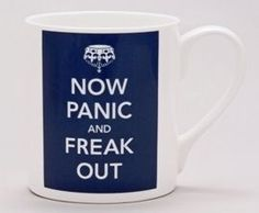 YES. Must get this and use in conjunction with Keep Calm and Carry On teapot!