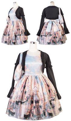 l546 - Dress - Lolita