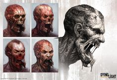 Mutant monster concept art artworks character design 69 ideas for 2019 Arte Horror, Horror Art, Creature Feature, Creature Design, Mutant Monster, Life Is Strange, Character Art, Character Design, Character Concept